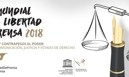 Día Mundial de la Libertad de Prensa: frenos y contrapesos al poder