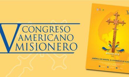 Renovación misionera: Rumbo al V Congreso Americano Misionero en Bolivia