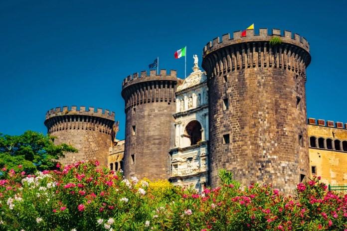 Castel Nuovo Maschio Angioino