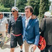 "TENNIS & FRIENDS ""SALUTE E SPORT ..SPORT è SALUTE"" ALL'INTERNO DEGLI INTERNAZIONALI BNL  D'ITALIA"