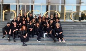 "ART HAIR STUDIOS PROTAGONISTA AL ""NICOLE FASHION SHOW"""