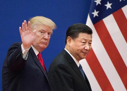 USA- CINA: MENTRE IL VIRUS FA STRAGE TRUMP RILANCIA LA GUERRA DEI DAZI