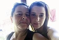 Le vittime, Silvana Guarrazzi e Antonella Lanna, di 50 e 18 anni