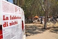 Gli stati generali delle Fabbriche di Nichi lo scorso lugio a Bari (foto Arcieri)