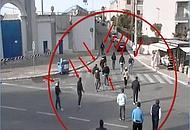 Incidenti Brindisi-Casertana