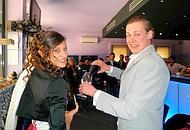 Pamela Codardini e Alex Bertoli il giorno del matrimonio (Facebook)