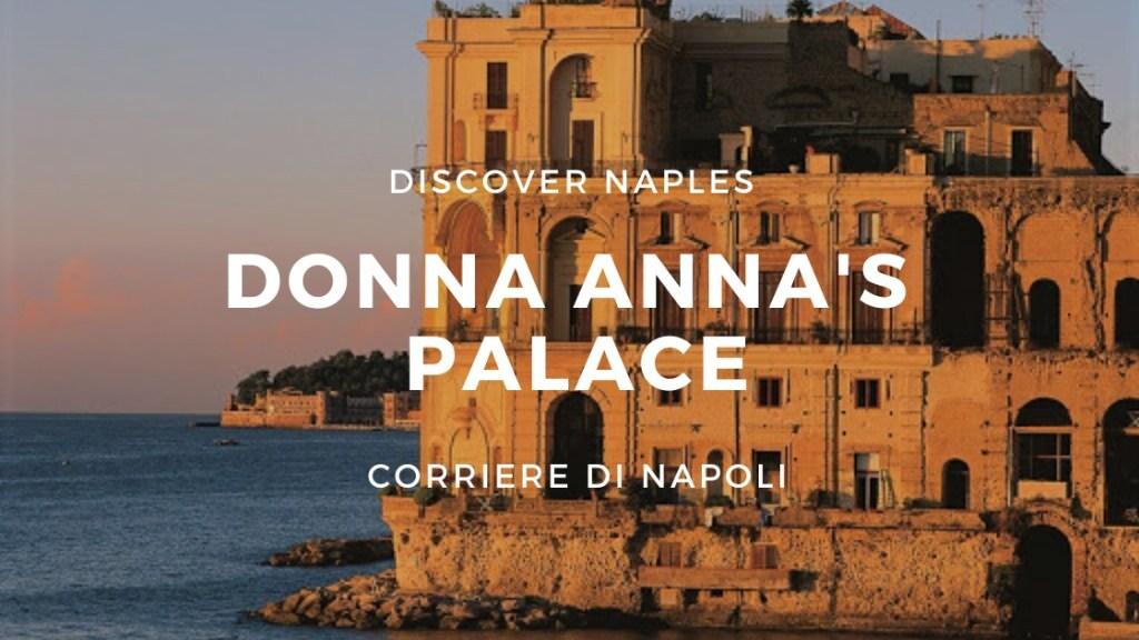 Donna Anna's palace