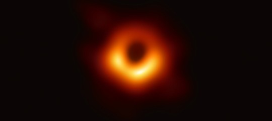 buco nero dio