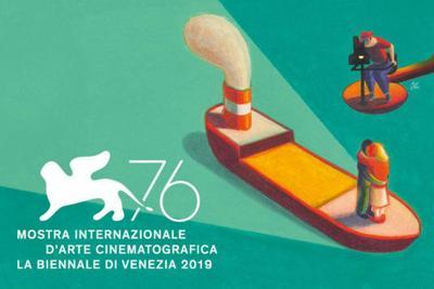 A Venezia 76 tre italiani in concorso