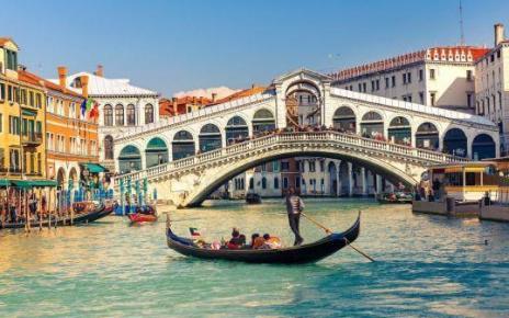 ticket di ingresso a Venezia.