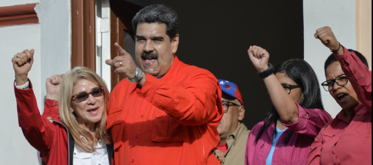 Il Venezuela ha due presidenti. Lasfida diGuaidóaMaduro