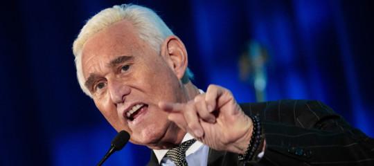 Russiagate: arrestatoRogerStone, ex consulente e stretto alleato diTrump