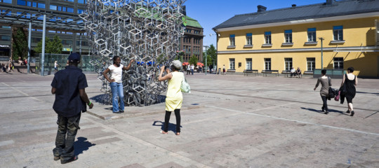 A Helsinki hanno realizzato il tetto di cittadinanza
