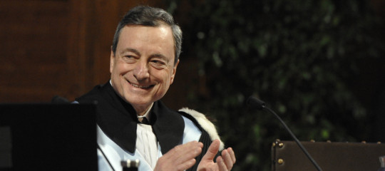 Draghi Ue