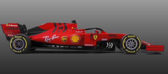 È stata presentata la nuova Ferrari SF 90, in pista il 17 marzo in Australia