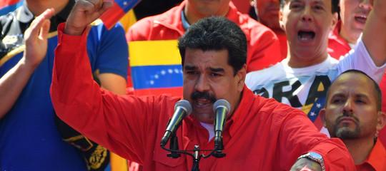venezuela aiuti umanitari guaido maduro