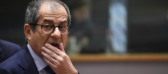Lo scontro fra Tria e ilM5ssulle nomine inBankitalia