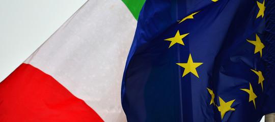 ue italia squilibri