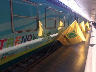 Sui binari d'Italia torna Treno Verde