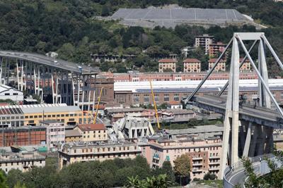 Ponte Morandi, Zambrano (Ingegneri): Bene accelerare procedure