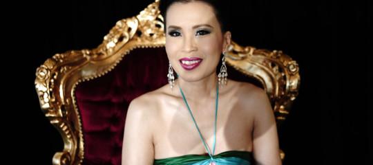 thailandia principessa ubolratana