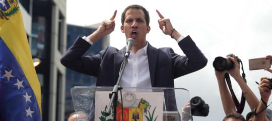 venezuela intervento usa