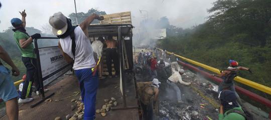 venezuela morti confine