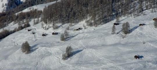Sciatore morto Valtellina