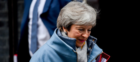 may dimissioni brexit