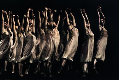 Al Margutta 'Omaggio a Pina Bausch', mostra fotografica di Ninni Romeo
