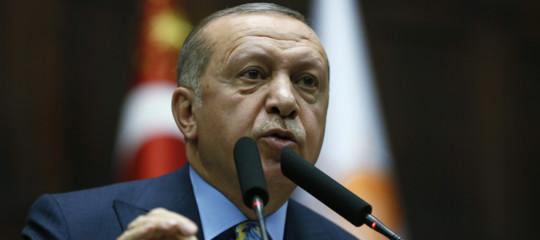 istanbul santa sofia torna moschea erdogan