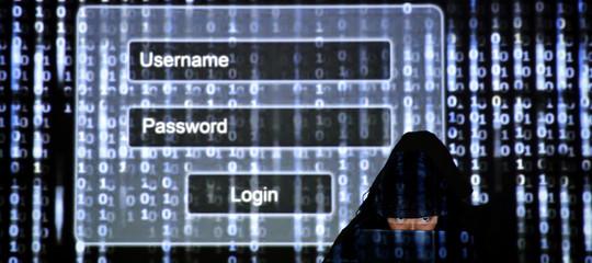 attacco hacker motorizzazione roma
