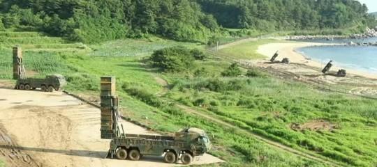 missile corea del nord kim