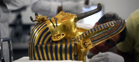 howard carter maledizione tutankhamon