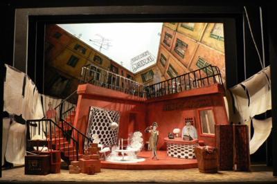 Casellati: Il mio 'Don Pasquale' tra humor e dramma
