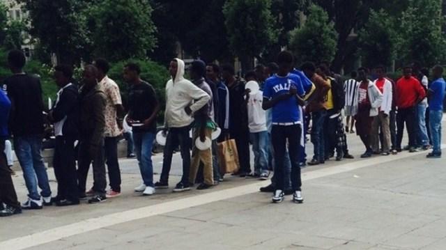 Migranti tratta Salernitano
