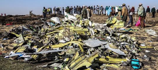 aerei caduti dati etiopia