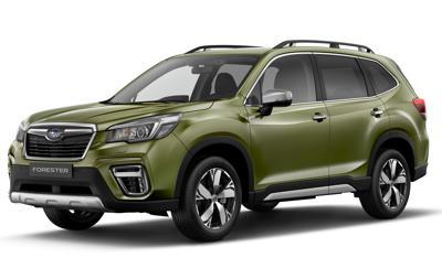 Subaru, arriva l'ibrido per Xv e Forester