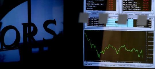 Borsa Ftse Mib -0,7%; giù banche crolla Prysmian