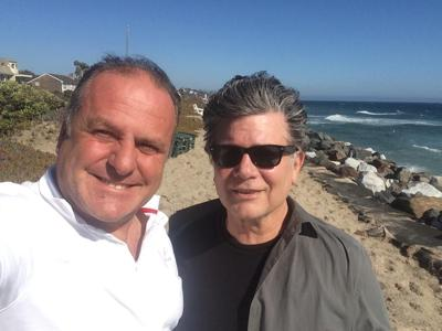Premio Oscar Zaillian presidente Ischia Global festival