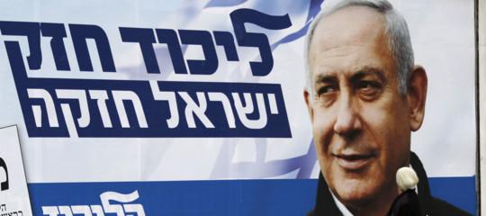 israele elezioni
