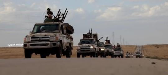 Usa ritirano contingente militare da Libia