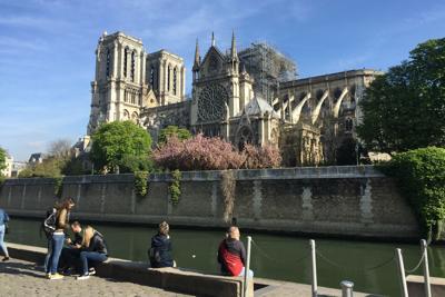 Zambrano (Ingegneri): In teoria in 5 anni Notre Dame si può ricostruire