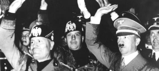 fascismo mussolini albania anniversario invasione italiana