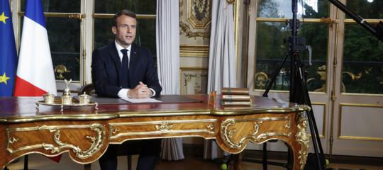 Macron ricostruiremo Notre Dame in 5 anni