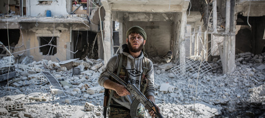 Siria kamikaze