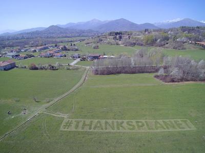 Saclà lancia la campagna #ThanksPlanet