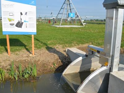 Acqua, al via test sui 'canali intelligenti'