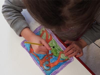 A Sutri l'arte si impara da piccoli e diventa un'esposizione