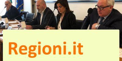 Regioni.it del 15 maggio 2019